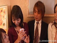 Talented Japanese Milf Is Involved Into A Nasty Group Orgy