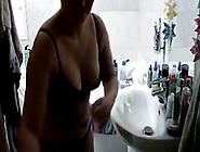 Reallifecam Alina And Anton Guest In Bathroom