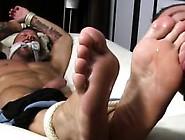 Surfer Guys Feet Gay Dolf's Foot Sex Captive