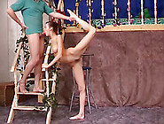 Cute Russian Teen Enjoys Extreme Flexible Kamasutra Contortion S