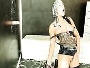 Wam Bukkake Cum Shower At Gloryhole