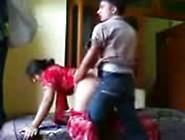 Pakistani Fucking His Mom's Ass & Pussy(Homemade)