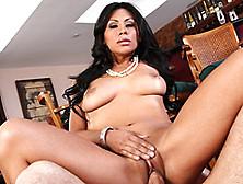 Curvy Latina Fucked In The Pussy