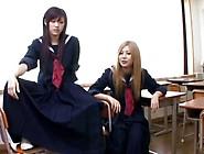 Japanese Lesbian Mature And School Girl