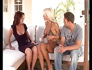 Awesome Milfs Have 3Some All Over Sons Buddy