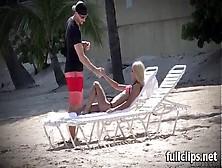 A Stranger Makes Uma Jolie An Indecent Proposal