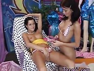Mercedes Ashley Lesbian Strap On Hot Killer Buddies Playing With