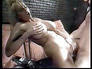 Huge Boobed Milf Riding A Dick