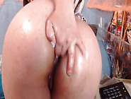 Latina Girlfriend First Time Anal Play
