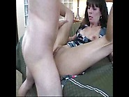 Creampie In His Wife During Sex