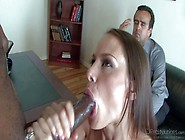 This Cuckold Scene Features Mckenzie Lee.