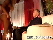 German Old And Young Lisa,  Pauls Fresh Girlfriend,  Is Always Wel