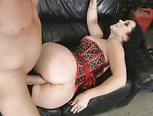 Big Ass Jayden Jaymes Takes An Enormous Stick