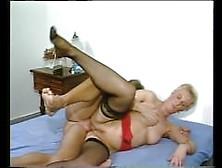European Couple Bedroom Fun - Julia Reaves