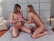 Ddfbusty - Beautiful Lesbians Eating Pussy Like Its Their Last M