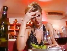 Nasty Tramp Jane Darling Orders Cock Deluxe Of This Restaurant M