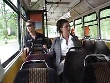 Milena's Tram Ride