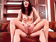 This Brunette Tranny Is Perfect For Oral Pleasure And Asshole