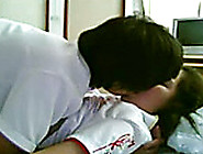 Happy Boyfriend Undressing And Making Out With His Malaysian Gf
