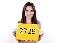 Czech Casting - Amazingly Little Vagina Of Lucie (2729)