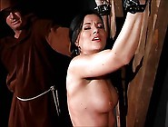 Beauty Get Severe Frontal Whipping Part 1 Wf