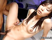 Dirty Nymph Satomi Maeno Banged By Couple Guys Uncensored