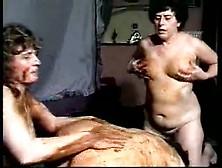 Extreme Vintage Scat Video