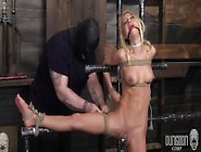 Kenzie Reeves - Bit Tits Teen - A Fine Piece Of Bound Meat 4