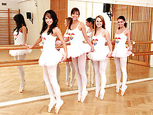 Legal Age Teenagerage Ballet Girls