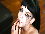 1000Facials Video: Asphyxia Noir