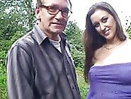 Old Man Fuck Young Wife Front Husband
