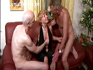 French Amateur Treesome Trio Wife Swinger More On Www. Amateurs4U