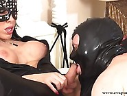 Catwoman In Latex Fuck Guy