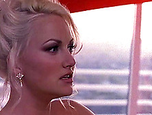 Stacy Valentine Gives A Stunning Blowjob And Rides A Cock