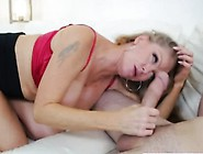 Kinky Sexy Mature In Tasty Blowjob Act