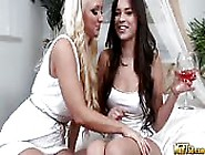 Lesbian Sex With Molly Cavalli