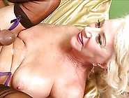 Blonde Granny Gets Her Arse Pounded By Bbc
