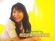 Crazy Japanese Whore Lemon Mizutama In Fabulous Doggy Style,  Fin