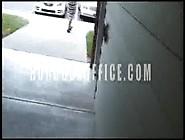Pimp Makes His Black Hood Ghetto Bitch Pussy Swim In