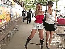 Bondage Fuck With A Lusty Babe Daria Glower
