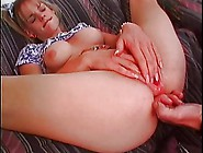 Courtney Got Her Pussy Stretched And Face Fucked
