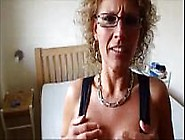 Hot Mature Wife With Awesome Tits Sucking And Fucking