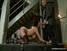 domination Francesca le