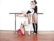 Anal Lesbian Sex Between Dancers