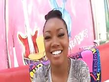 Melody Ebony Anal Bwc