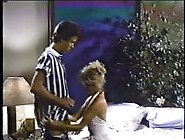 Ginger Lynn & Tom Byron In 'talk Dirty To Me 3