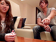 Soaking Wet Japanese Vagina Fucked Until She Cums