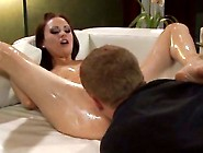 Sindee Jennings Letting A Guy Stick His Big Trouser Snake Inside
