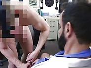 Straight Guy Out Of Job Goes Gay For Cash Fucked In His Anal