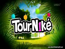 Tournike - Hot Girls In Popular French Reality Sex Show